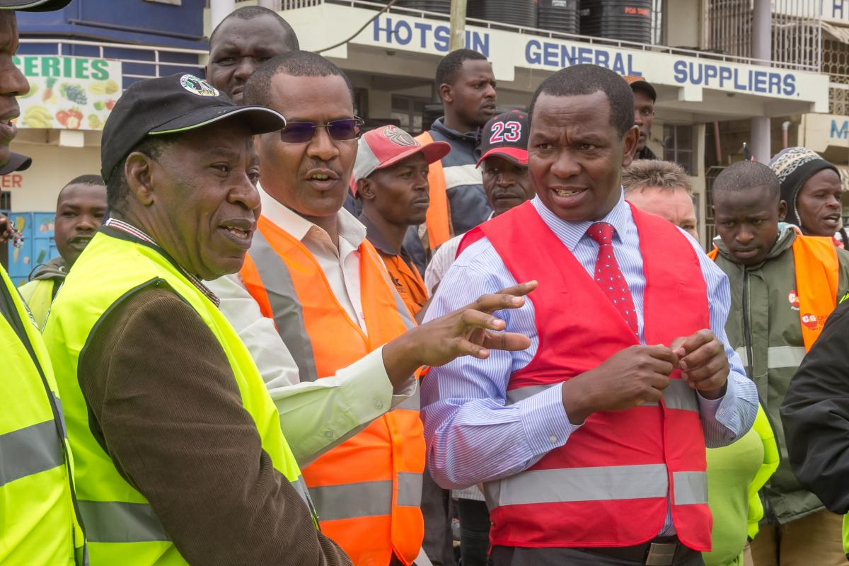 Smart town and infrastructure inspection