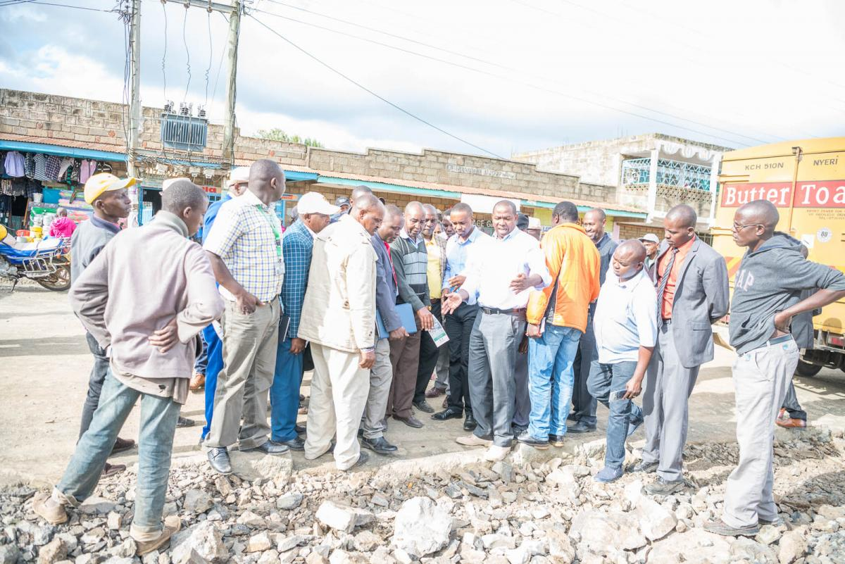 Wiyumiririe inspection & public participation