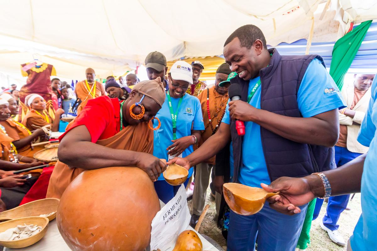 Technological & Cultural Festivals hosted in laikipia county...