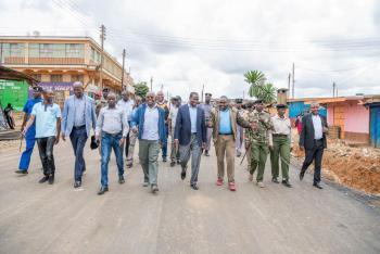 Sipili, Kinamba Residents Embrace Modernized Towns