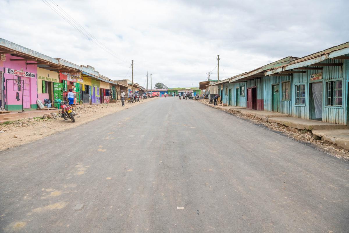 Sipili Town Inspection & Public Participation