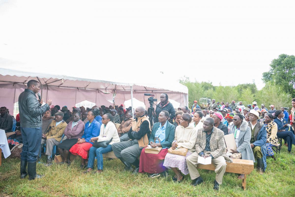 Universal Healthcare Campaign Held Across laikipia County in Likii and Kalalu