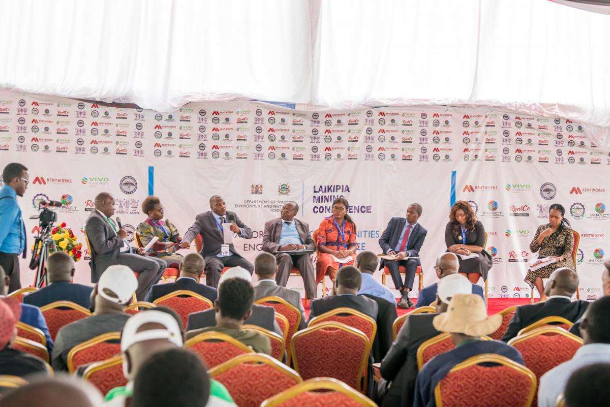 Laikipia Mining Conference highlights