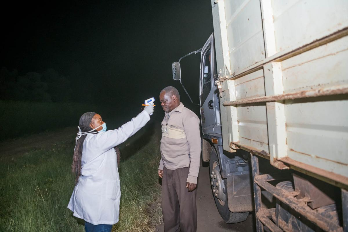 laikipia county is taking no chances ongoing night screening