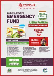 Laikipia County Emergency Fund