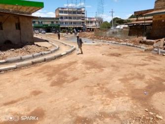 Complete makeover of Nyahururu's Liberty-Nyaki road: