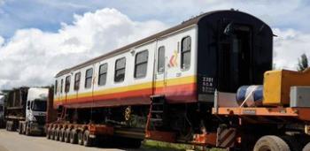 Nanyuki - Nairobi railway revival