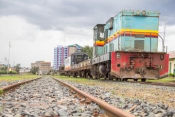 Repair and Rehabilitation of the Nanyuki - Nairobi Railway.