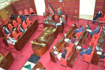 County Assembly Boosts County Emergency Fund To Facilitate War…
