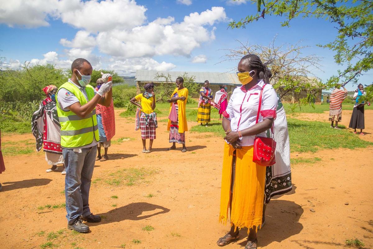 Lisha Jamii Initiative at Il-polei and Kurum, Laikipia North Sub County