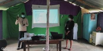COUNTY COVID-19 ASSESSMENT ON RESPONSE PREPAREDNESS BY NG  MINISTRY OF HEALTH