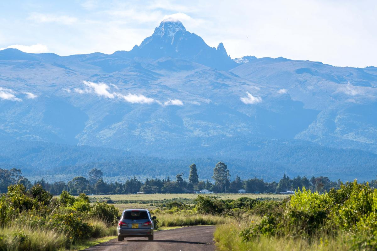 Destination Laikipia Mount Kenya