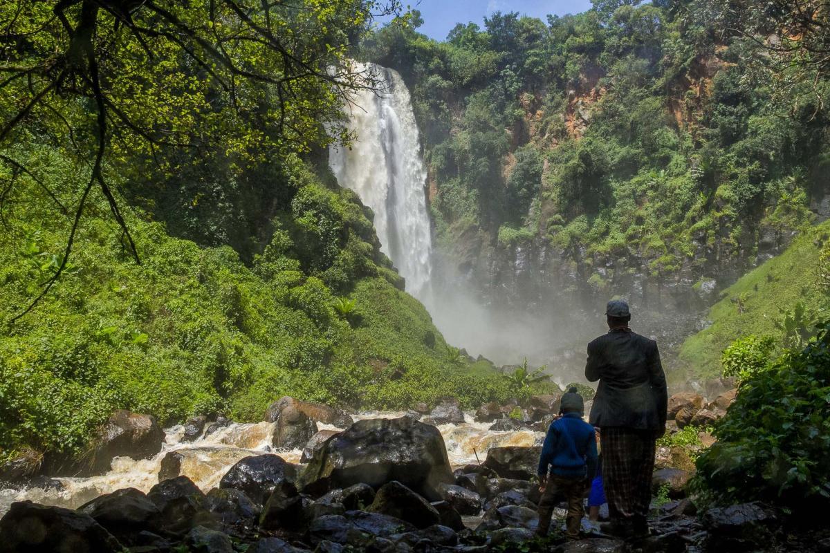 Destination Laikipia Thompson Falls