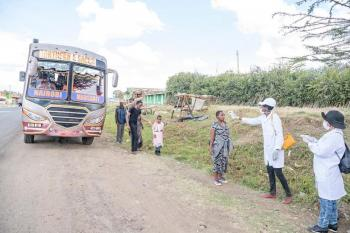 Increased Surveillance As Laikipia Prepares for Visitor Influx After…