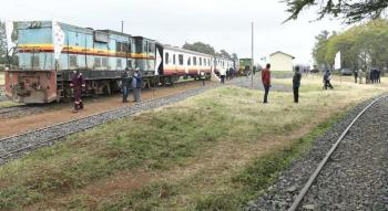 Kenya Railways in Joint Multisectoral Efforts to Boost Railway Use
