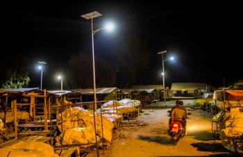 Solar Power to Light Up Laikipias Dark Streets