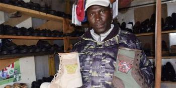 The Power Behind Laikipia Nyati Foot Wear