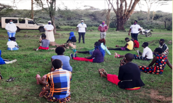Professionals up Mentorship Efforts As child Pregnancies in Laikipia North Rise