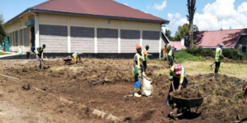 Laikipia Civil Works Programme Benefits Nyahururu Hospital