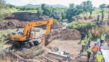 Projects in Laikipia North Progressing Well