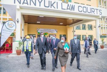 Nanyuki law courts