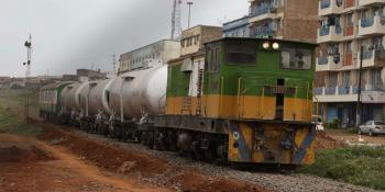 Revamping Kenyas rail lines to grow local talents