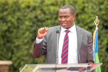 Governor Muriithi to be Guest Speaker at Strathmore University Public…