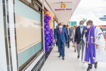 Laikipia Welcomes a New Financial Institution