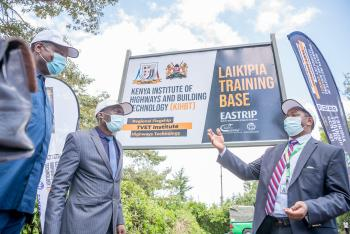 Major Score for Laikipia as KIHBT Opens Training Centre in Umande
