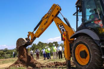 Groundbreaking Ceremony of Unison's Taji Estate, Sewer System