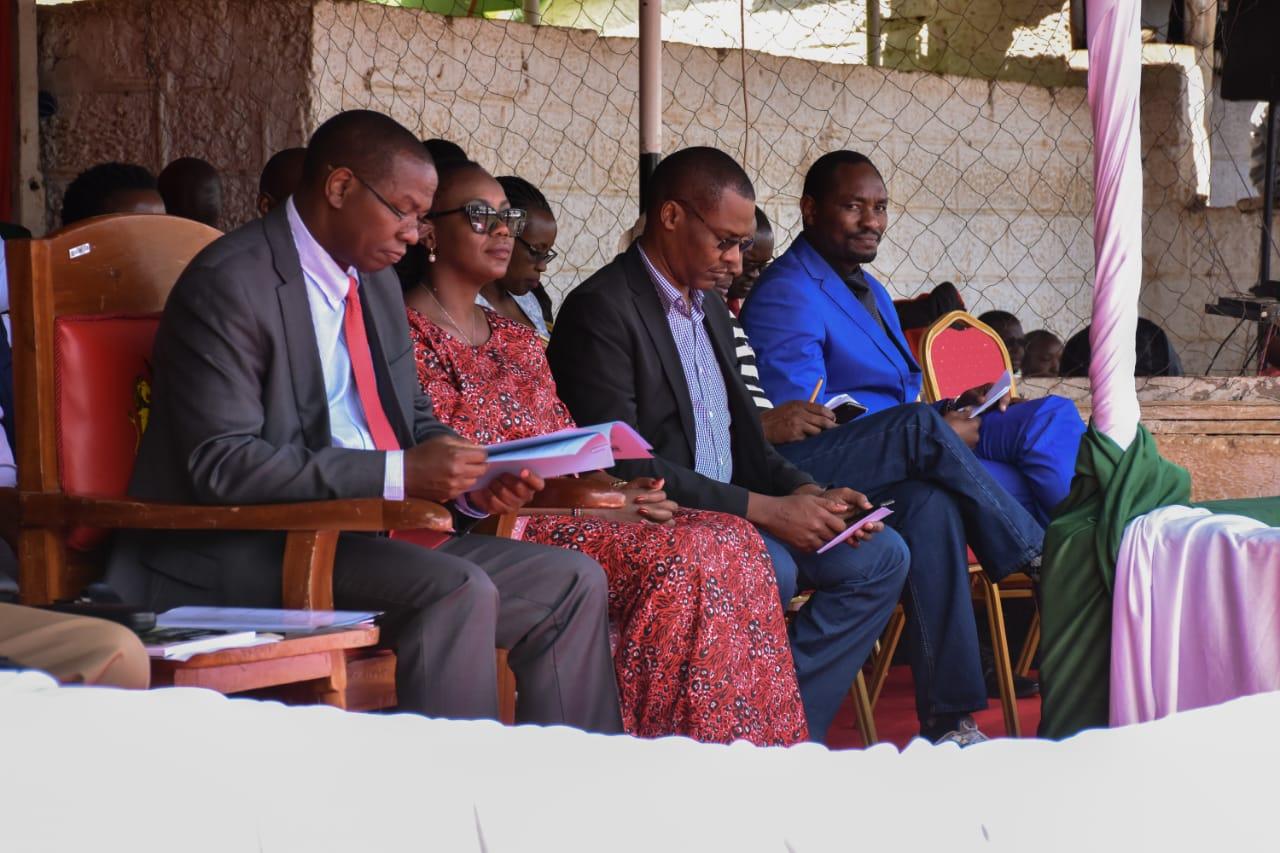 2019 Madaraka Day Celebrations, Nyahururu Stadium
