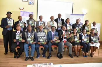 2018 Laikipia Statistical Abstract Launch